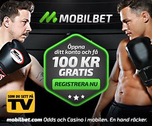 mobilbet sport bonus 100kr gratis